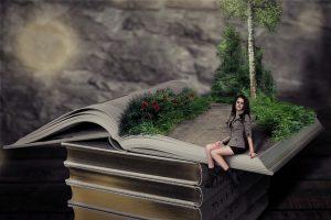 Świat fantasy w literaturze